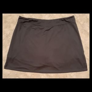 Tranquility by Colorado Clothing Black Skort